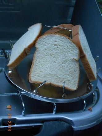 breadtoasting